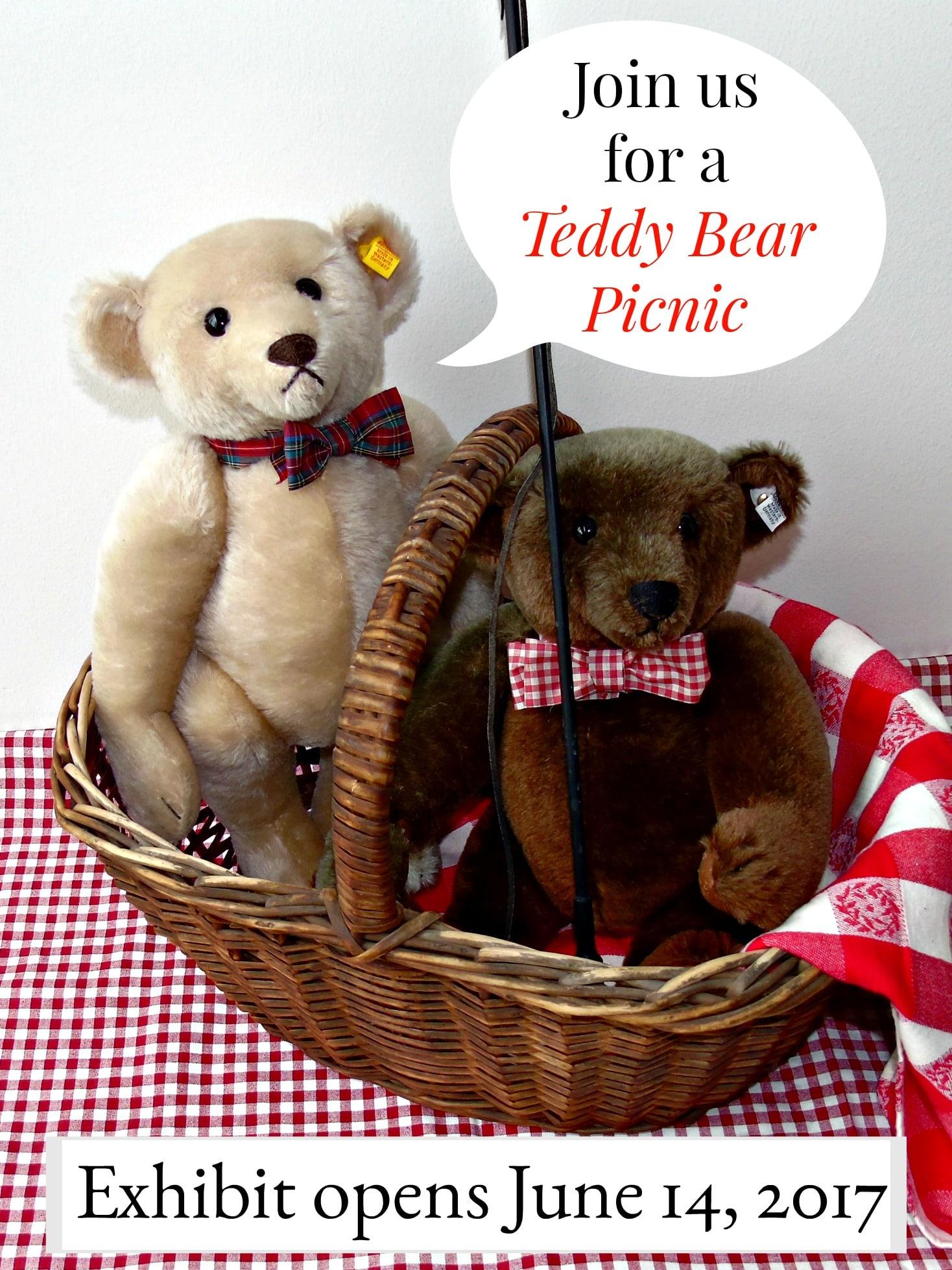 teddy bear picnic opens field house museum