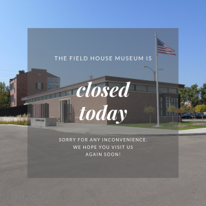 Museum Closed @ Field House Museum | St. Louis | Missouri | United States