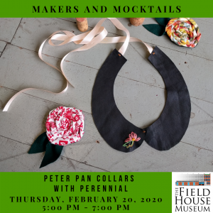 Makers and Mocktails with Perennial-Cancelled @ Field House Museum | St. Louis | Missouri | United States
