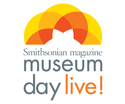 Logo for Museum Day Live