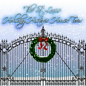 The St. Louis Historic Holiday House Tour @ Field House Museum | St. Louis | Missouri | United States