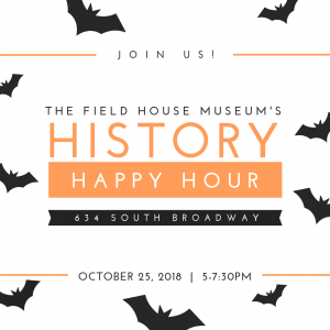 History Happy Hour @ The Field House Museum | St. Louis | Missouri | United States