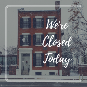 Museum Closed Today @ Field House Museum | St. Louis | Missouri | United States