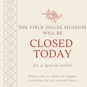 Closed for Private Event @ Field House Museum | St. Louis | Missouri | United States