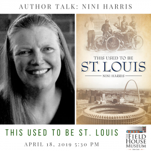 Author Talk: NiNi Harris @ Field House Museum | St. Louis | Missouri | United States