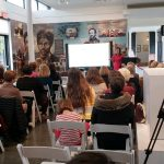 photo of audience at Cheree Berry presentation