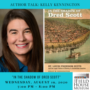 Author Talk: Kelly Kennington @ Field House Museum | St. Louis | Missouri | United States