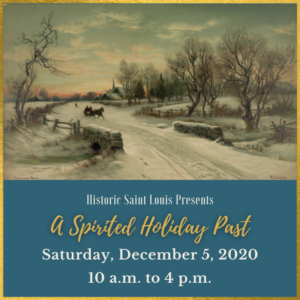 A Spirited Holiday Past @ Field House Museum | St. Louis | Missouri | United States