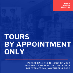 Tours by Reservation Only @ Field House Museum | St. Louis | Missouri | United States