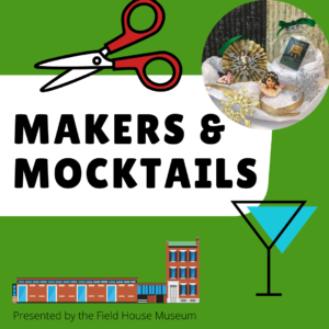 Makers & Mocktails: Ornaments