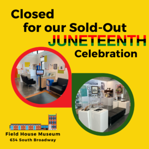 Closed for General Tours @ Field House Museum | St. Louis | Missouri | United States