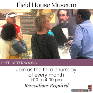 Free Afternoon @ Field House Museum | St. Louis | Missouri | United States