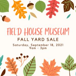 Yard Sale @ Field House Museum | St. Louis | Missouri | United States
